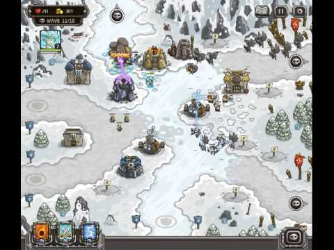KingdomRush Ha'kraj Plateau 19 Campaign