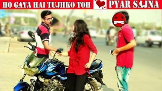 Ho Gaya Hai Tujhko Toh Pyar Sajna - Comment Trolling Part 1 - Pranks In India | Fuddu prank