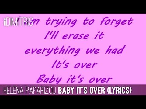 helena paparizou - antithesis lyrics Helena paparizou - mambo lyrics love has got me caught up, drives me to the door every little piece inside knocking at your door tell me, tell me, tell me can't you.