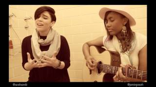 Jamie Grace Video - Hosanna cover - Jamie Grace feat. Sarah of G1C (English/En Español)
