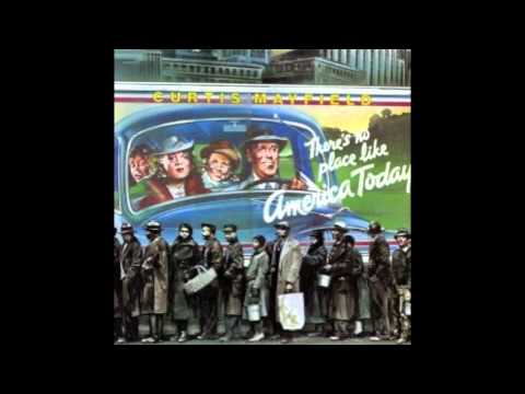 Curtis Mayfield - Blue Monday People