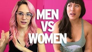 Bisexuals Explain : Sex With Men Vs Women