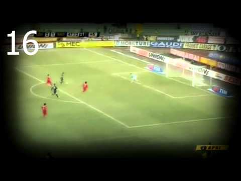 Antonio Di Natale ► All 29 Goals | Serie A 2009 / 2010 HD ◆