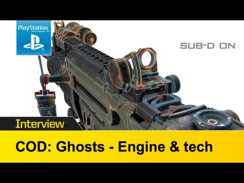 Call of Duty Ghosts video interview - the engine & tech explained by Infinity Ward