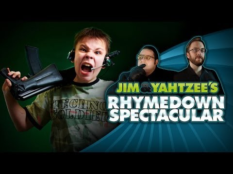 TAKING GAMING SERIOUSLY (Jim & Yahtzee's Rhymedown Spectacular)