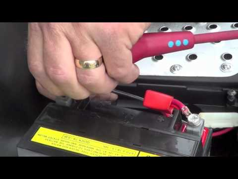 Guide: How To Install Your Battery On Your Moped scooter-madness motorbike-madness