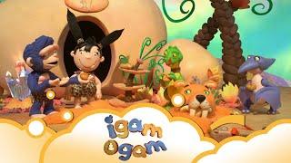 Igam Ogam: Too Late S2 E24 | WikoKiko Kids TV