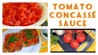 HOW TO MAKE CONCASSÉ FROM SCRATCH | STEP BY STEP | HEALTHY & UNSALTED RECIPE | THE UNSALTED KITCHEN