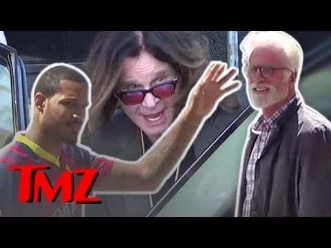 Ozzy Osbourne, Ted Danson and More On The TMZ Tour!
