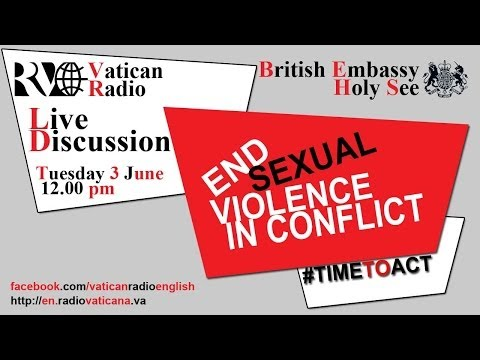 End Sexual Violence in Conflict: #TimeToAct