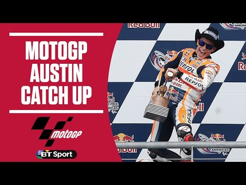 MotoGP Austin 2016 Catch Up | Highlights and Analysis
