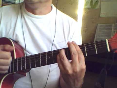 Владимирский централ (М. Круг) Аккорды на гитаре