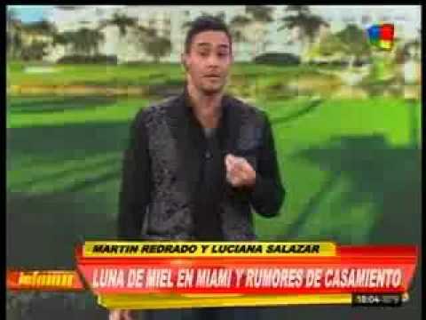 Redrado se pelea con sus hijos por Luciana Salazar: Nos llevás a Miami para encontrarte con esa pu...