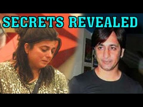 BIGG BOSS 6 - Delnaaz & Rajeev Paul's INSIDE SECRETS REVEALED - MUST WATCH !!!