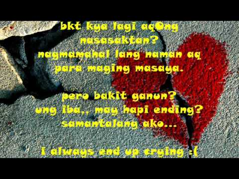 Tagalog Sad Love Quotes Part 2 video