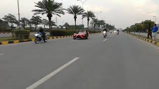 Sunday biking with torque Motorsports From Lahore