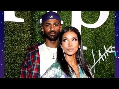 Jhene Aiko Covers Big Seans Face tatoo & Sparks More Break Up Rumors