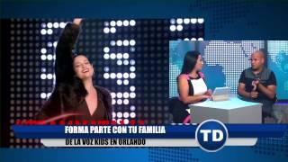 Te gustaria asistir a las semifinales de La Voz Kids ?