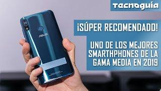 Asus Zenfone Max Pro M2 - Unboxing y Análisis en Español