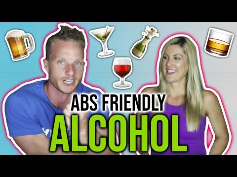 BEST ABS FRIENDLY ALCOHOL