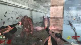 AzeLZa Gaming CoD WaW Nazi Zombies Bölüm 1 Part 1