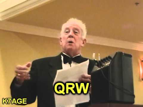 Pacificon 2011: Gordon West Introduces New Q Codes