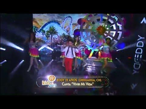   Eddy Valenzuela   - Vivir Mi Vida - Marc Anthony - Academia Kids