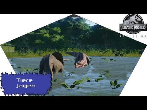 Jurassic World Evolution | Tiere jagen | 7 | Deutsch