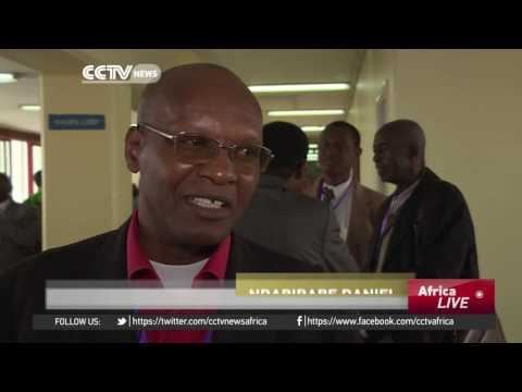 Burundi government, opposition delegations meet in Tanzania