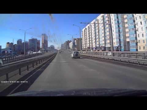 дтп Чистопольская и Бичурина