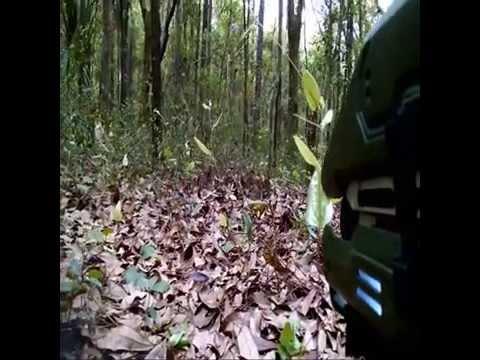 Spartan Laser Airsoft ▶ Halo Airsoft Spartan Laser