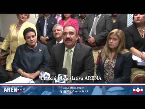 Sobre el paquete de impuestos aprobados por el FMLN y GANA