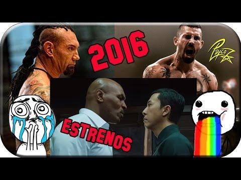 Las Peliculas De Artes Marciales Más Esperadas Del 2016