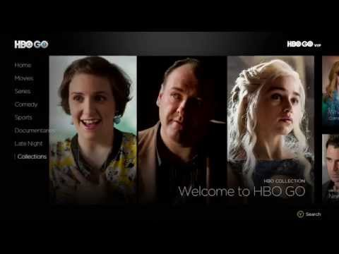 HBO GO Available Now on Xbox One