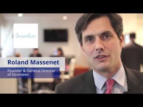Roland Massenet, Incenteev - Interview
