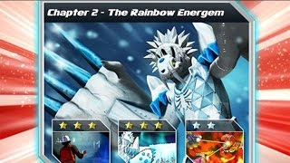 POWER RANGERS: DINO CHARGE RUMBLE - Chapter 2 -The Rainbow Energem