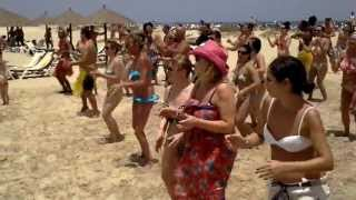Beach Party Hotel Riu Funana Sal Cabo Verde