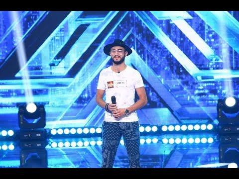 """""""Falling In Love With Jesus"""", piesa pe care o cântă Gabriel Haralambie Lefter, la X Factor!"""