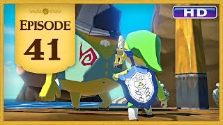 The Legend of Zelda: The Wind Waker HD - Episode 41 | Trading Sequence