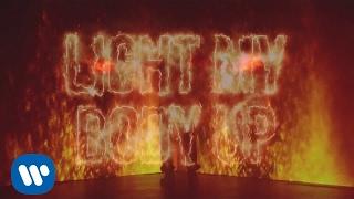David Guetta feat Nicki Minaj & Lil Wayne - Light My Body Up (Lyric Video) by : David Guetta