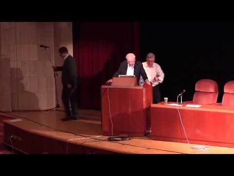 Открытая лекция нобелевского лауреата Джеймса Уотсона «Семьдесят нескучных лет в науке»