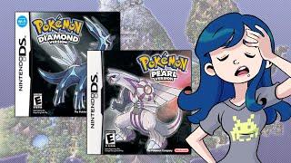 Pokémon Diamond and Pearl (Nintendo DS) - Retro Game Review - Tamashii Hiroka