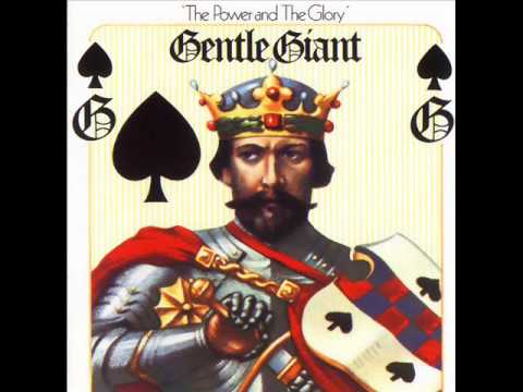 Gentle Giant - Cogs In Cogs