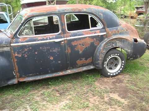 1940 Buick Resurection ( a uncontrolable surge of A.D.D.)