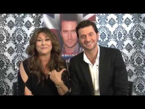 Richard Armitage Interview (TEASER)