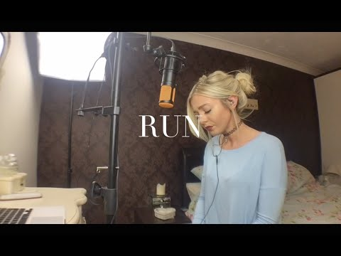 Leona Lewis/Snow Patrol | Run | Cover | Samantha Harvey