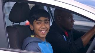 Young Driver - what happens in your lesson?