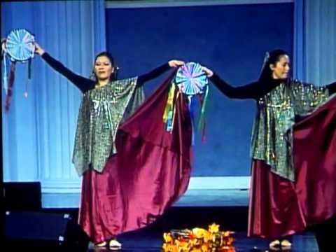 Danza Cristiana Del Dia de Accion de Gracias- Canto: Den Gracias