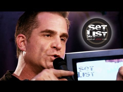 TODD GLASS – Set List: Stand-Up Without a Net