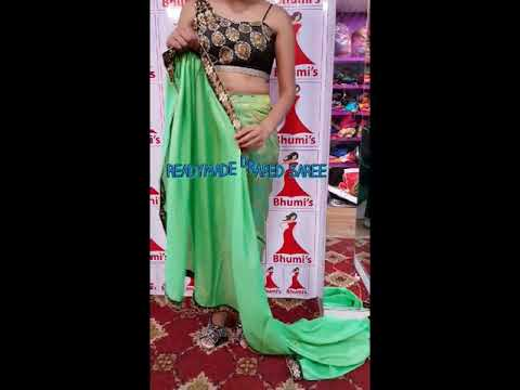Saree for teenagers new design readymade saree
